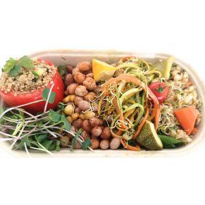 Rainbow Thai Salad
