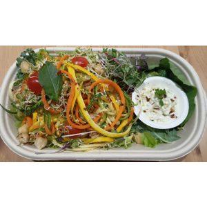 Vegan Overload Salad
