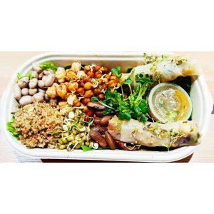 Vietnamese Spicy Bowl
