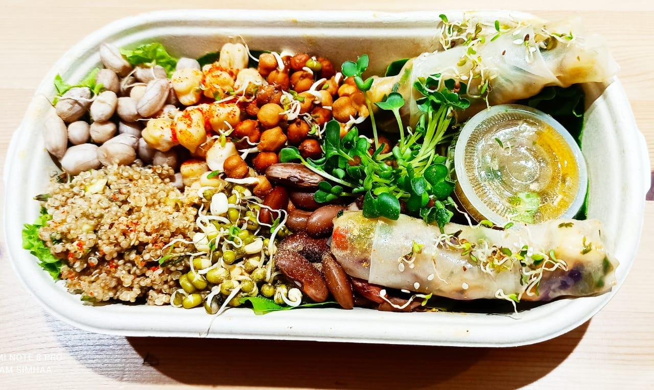 Salad Meal Schedule