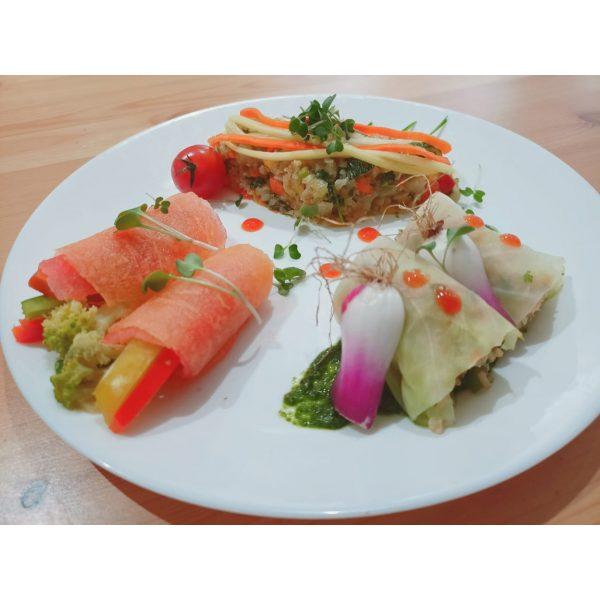 Vietnamese Spicy Salad Bowl